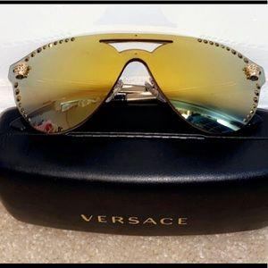 REAL versace sunglasses